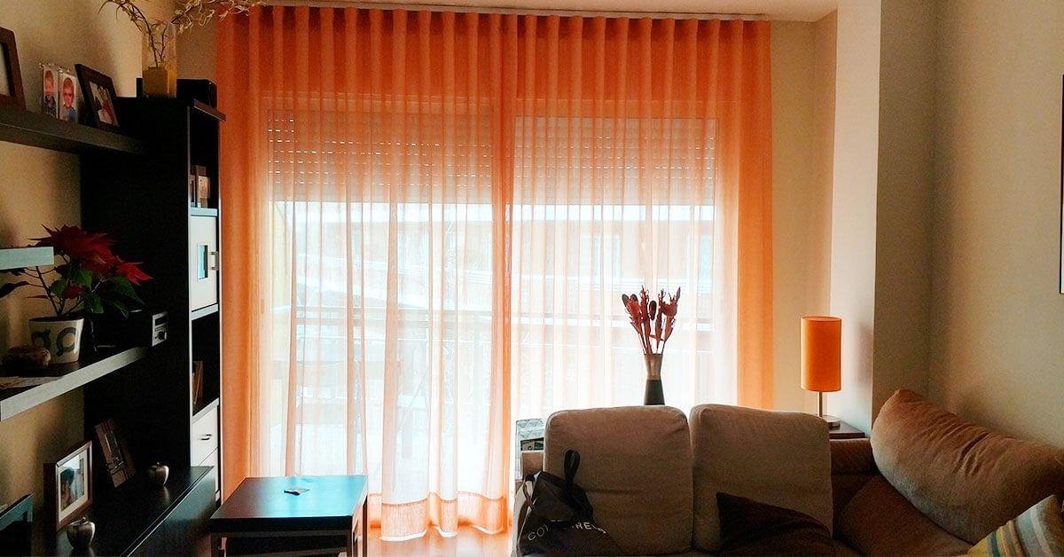 Estores o cortinas ¿Cuál elegir?